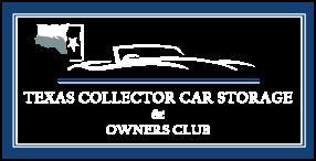 Texas Collector Car Storage